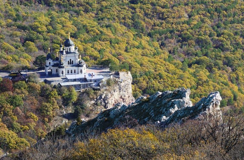 Download Foros church stock image. Image of foros, crimea, orthodox - 14599227