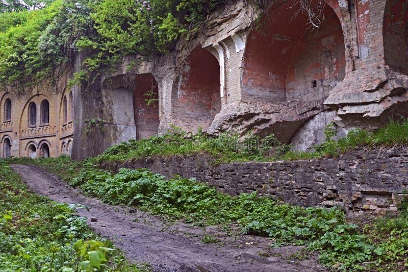 Fortów karakany obraz royalty free