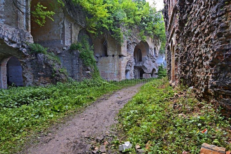 Fortów karakany obrazy royalty free