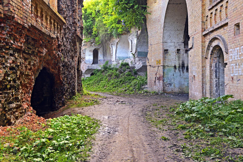 Fortów karakany zdjęcia royalty free