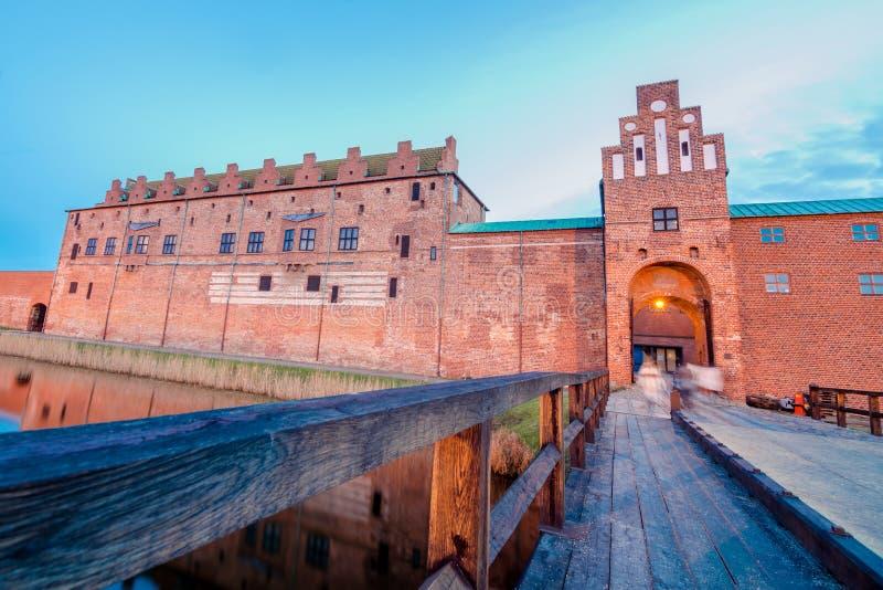 Fort à Malmö, Suède photographie stock