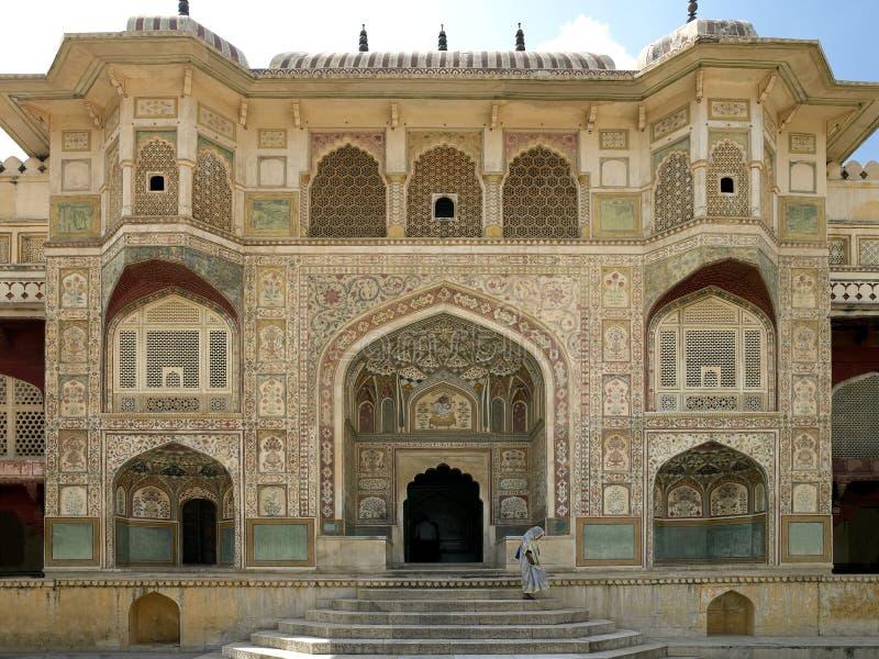 Fort ambre - Jaipur - Inde photo stock
