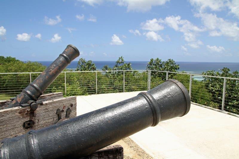 Fort Apugan photo stock