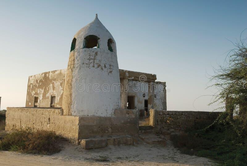 fort arabskiego obraz stock