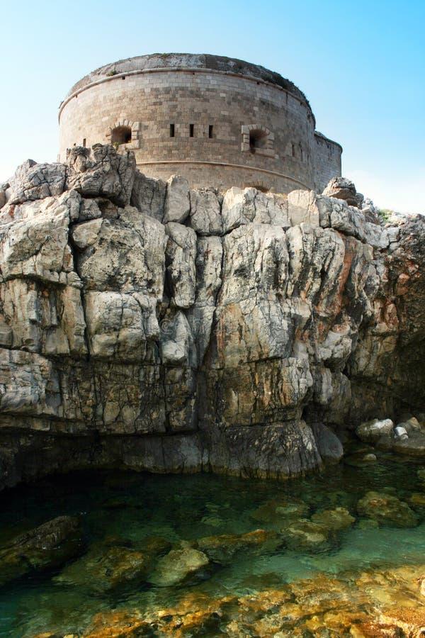 Fort Arza arkivfoto