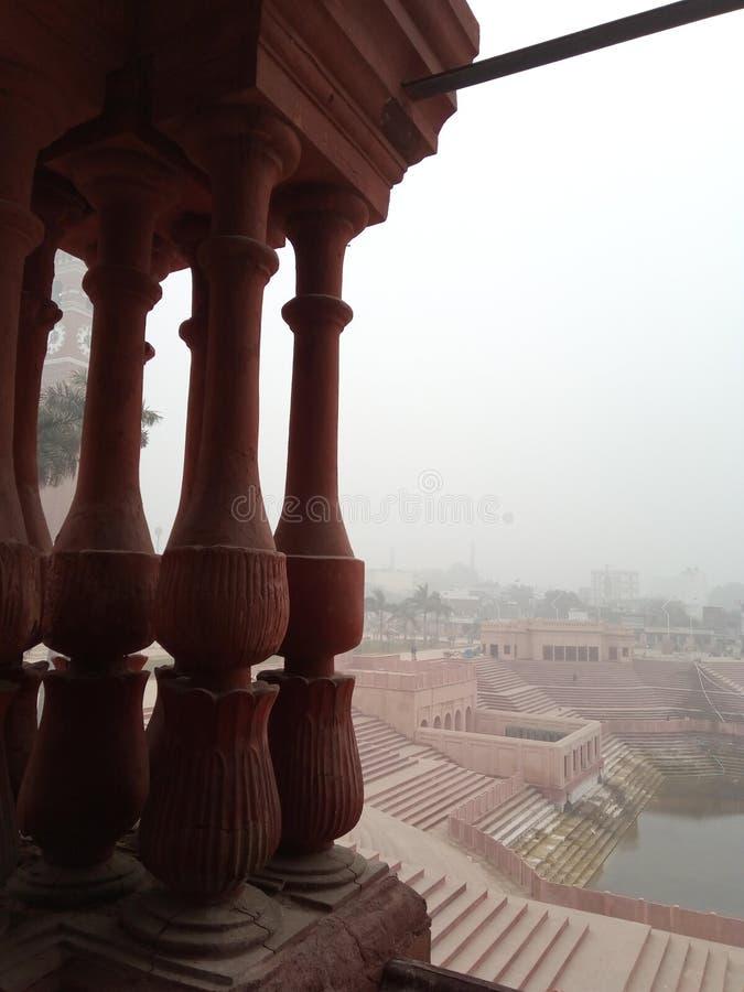 Fort& x27; balcón de s imagen de archivo