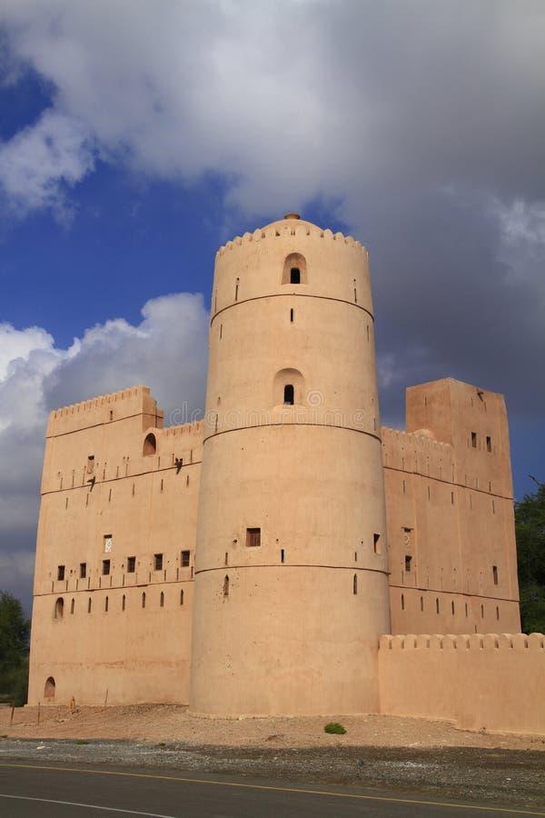 Fort Barka arkivfoto