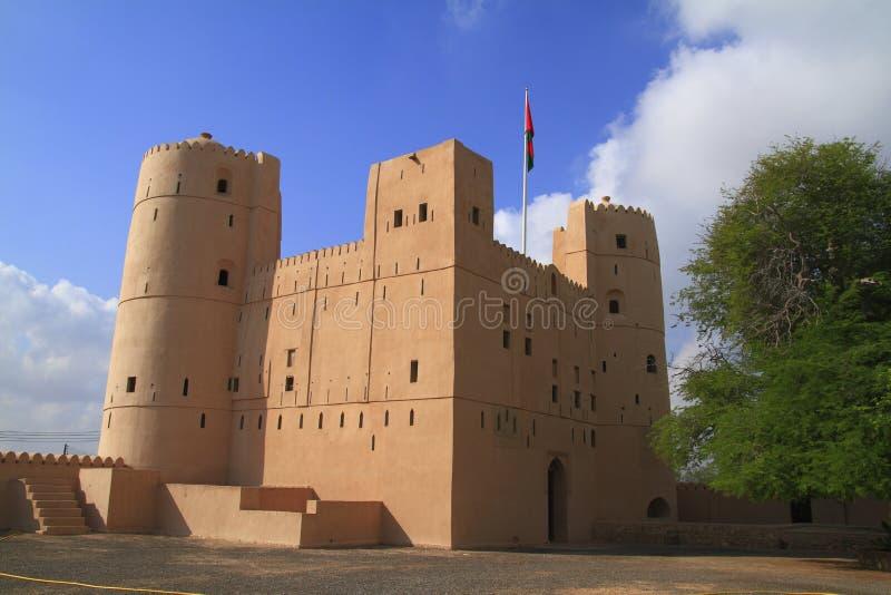 Fort Barka stock fotografie
