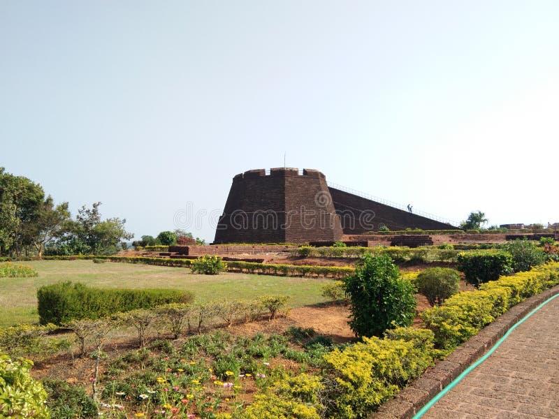 fort bekal zdjęcie stock