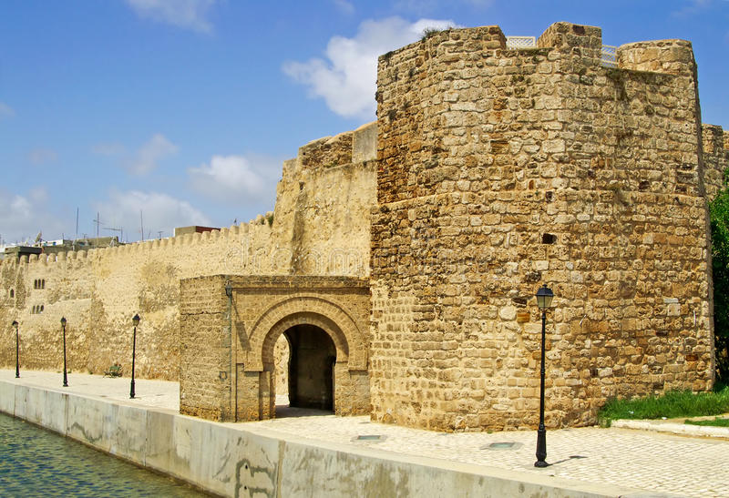 Download Fort Of Bizerte, Tunisia Royalty Free Stock Photos - Image: 26107508