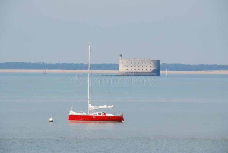Download Fort boyard stock image. Image of pertuis, oleron, vendee - 14324333