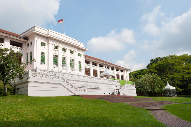 Download Fort Canning Centre stock image. Image of fort, historic - 28313589