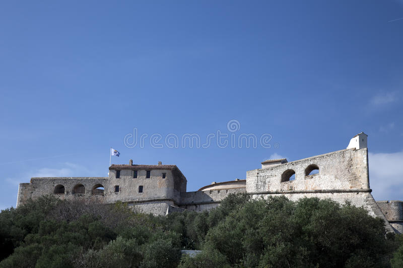 Fort Carre photographie stock