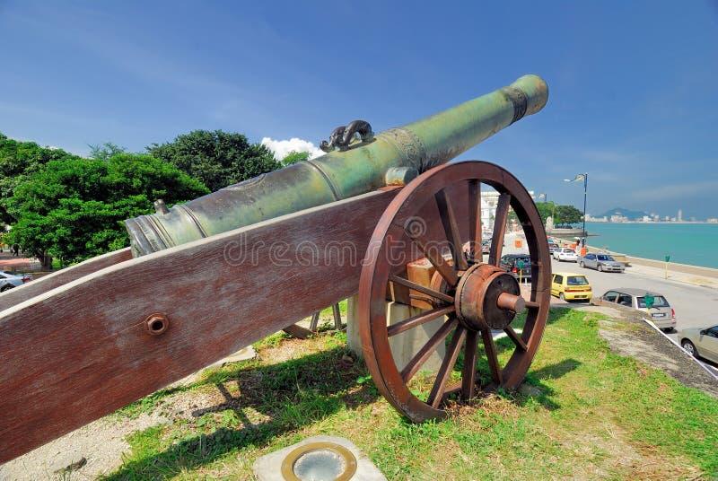 Fort Cornwallis image stock