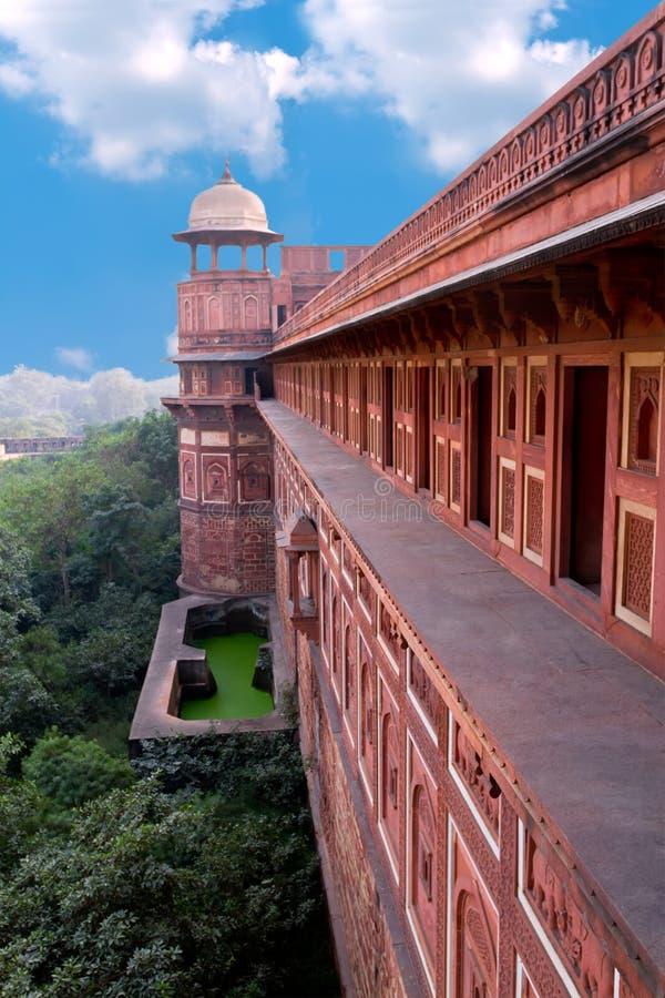Fort d'Agra photos stock