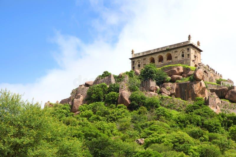 Fort de Golkonda photos stock