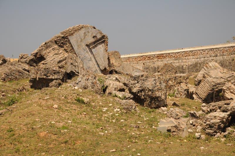 Fort de Jaffna, Sri Lanka images stock
