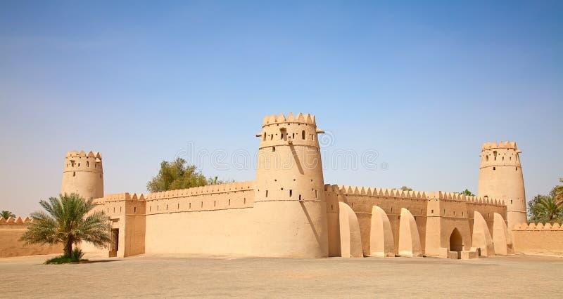 Fort de Jahili photos libres de droits