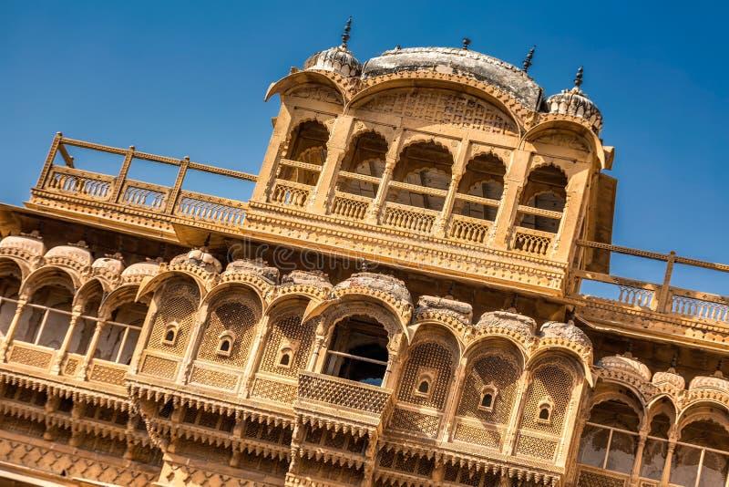 Fort de Jaisalmer dans Rajastha images stock