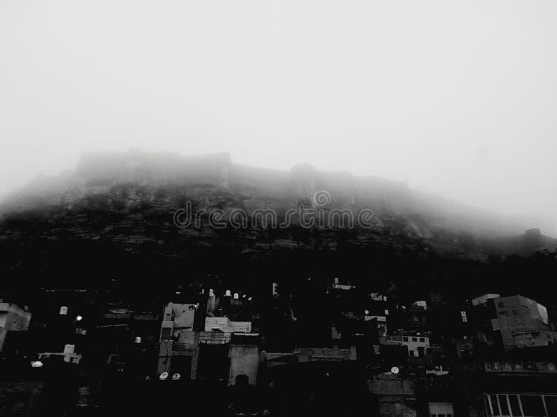 Fort de Jodhpur image libre de droits