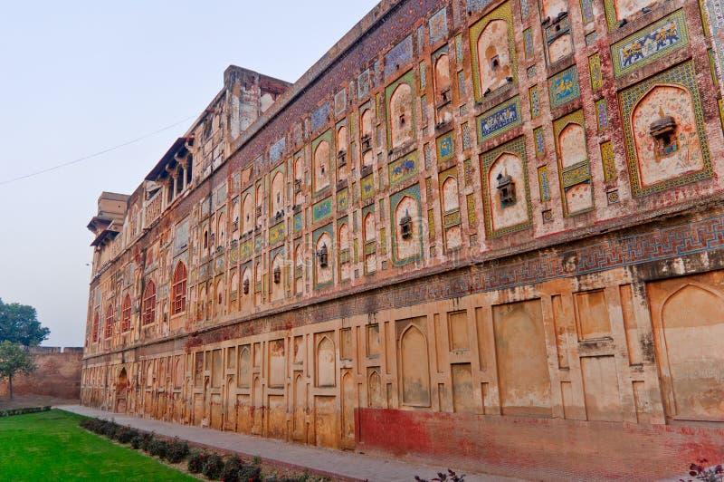 Fort de Lahore photo libre de droits