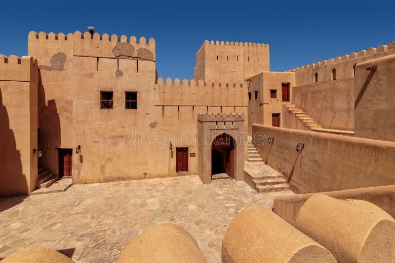 Fort de Nizwa image libre de droits