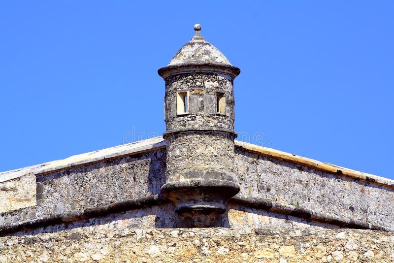 Fort de San Miguel I image stock
