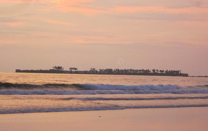 Fort de Sindhudurg photos libres de droits