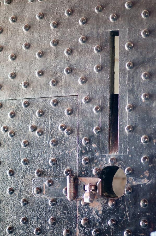 FORT DE STAD VAN DELAWARE, DELAWARE, DE - 1 AUGUSTUS: Het Park van de Staat van fortdelaware, Historische Unie Burgeroorlogvestin royalty-vrije stock afbeelding