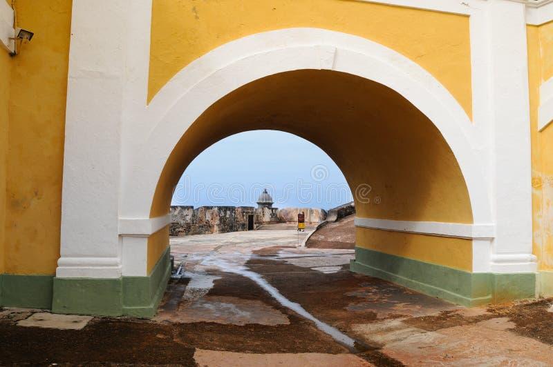 Download Fort El Morro - Puerto Rico Stock Image - Image of atlantic, promontory: 20912539