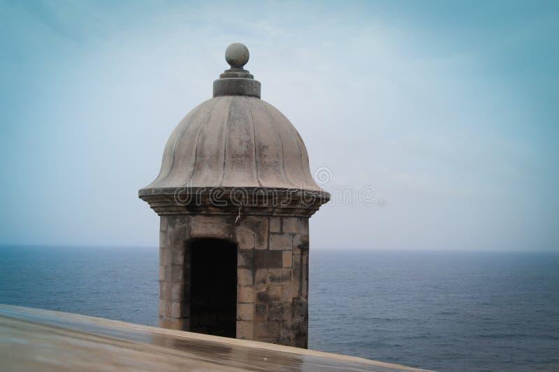 Fort El Morro - Puerto Rico royalty free stock photos