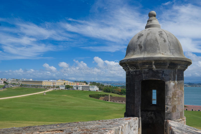 Download Fort El Morro - Puerto Rico Stock Image - Image: 9485833