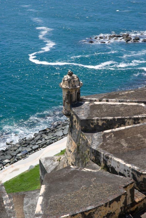Download Fort El Morro - Puerto Rico Stock Image - Image: 9485841