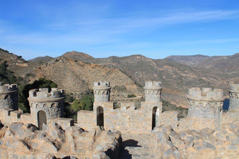 Fort Espagne de l'Europe photo stock