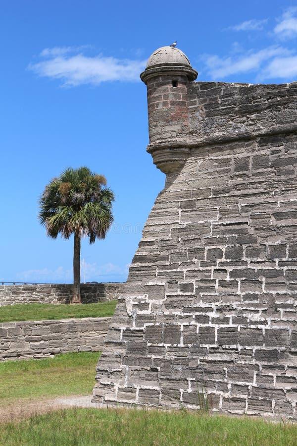 Fort espagnol image stock