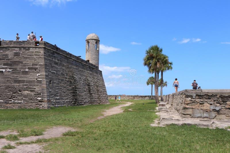 Fort espagnol images libres de droits
