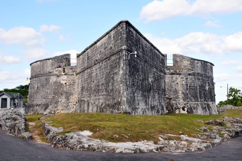Fort Fincastle stock fotografie
