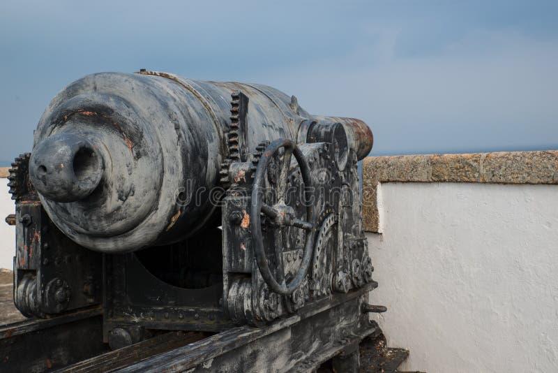 Fort Fortaleza lizenzfreie stockbilder