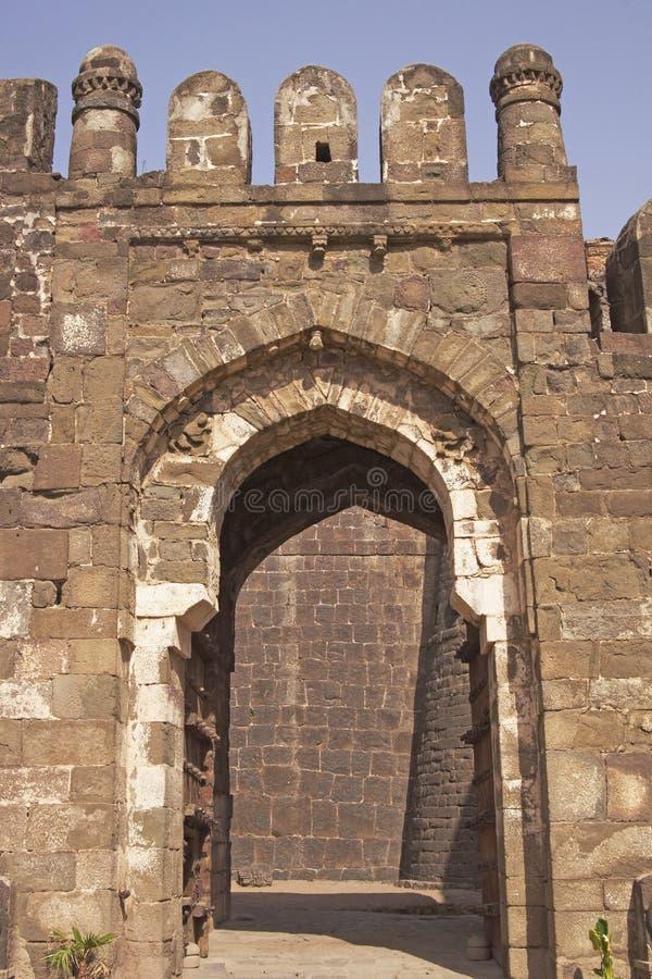 fort frontowe hindusów obraz royalty free