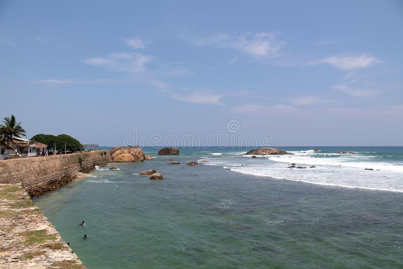 Fort Gale. royalty free stock photography