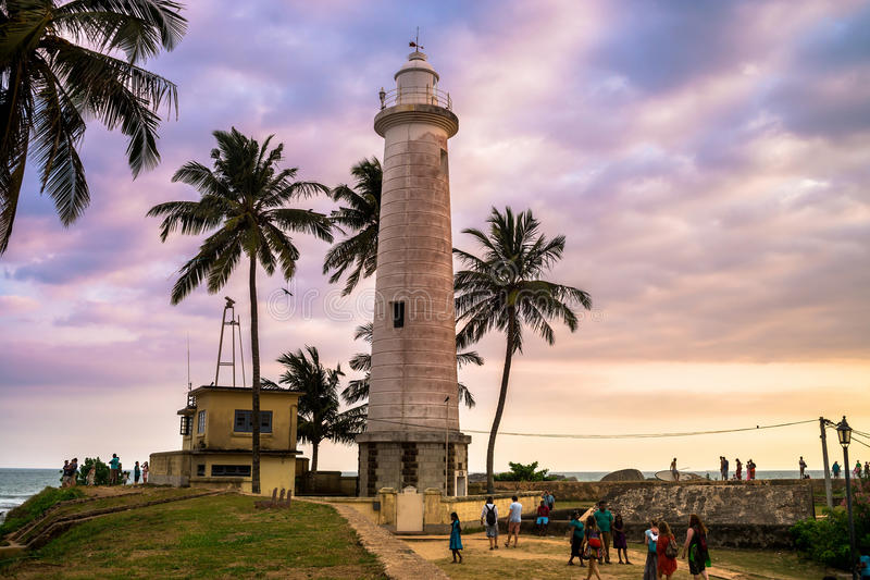Fort Galle, Sri Lanka royalty free stock image