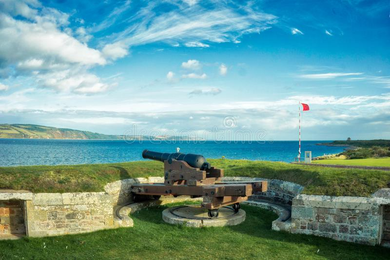 Fort George Inverness lizenzfreie stockfotografie