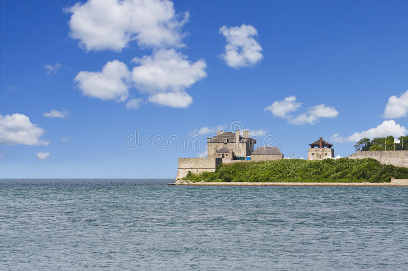 Download Fort George National Historic Site, At Niagara-on- Stock Photo - Image: 10160528