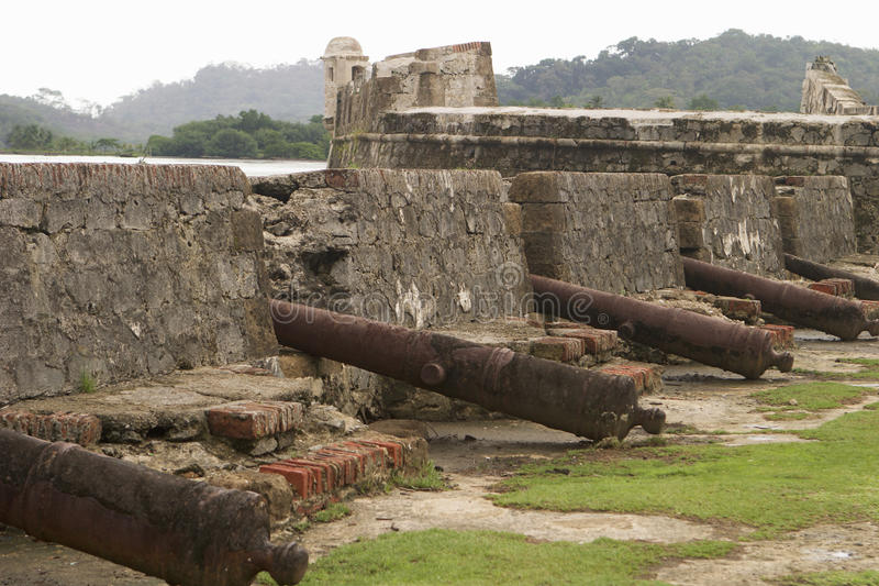 Fort Geronimo zdjęcie stock
