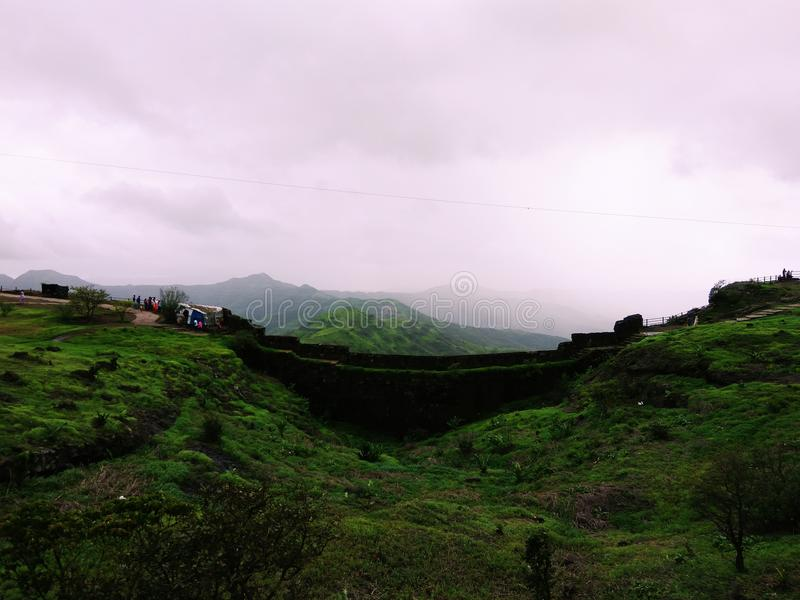 fort historyczne zdjęcie royalty free