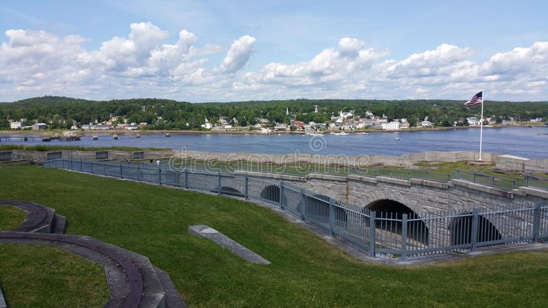 Fort Knox stock foto