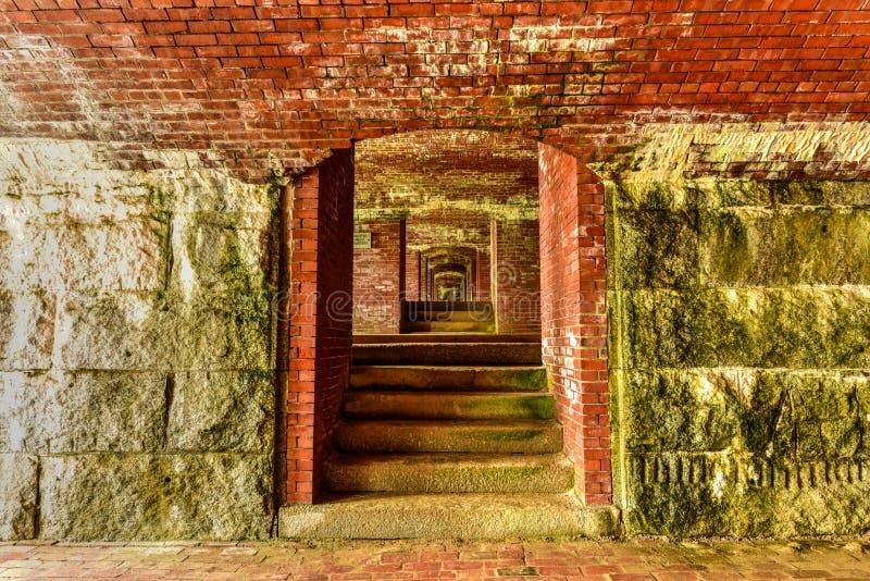 Fort Knox, Maine - fotografia stock