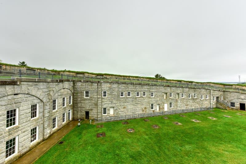 Fort Knox, Maine - zdjęcie royalty free
