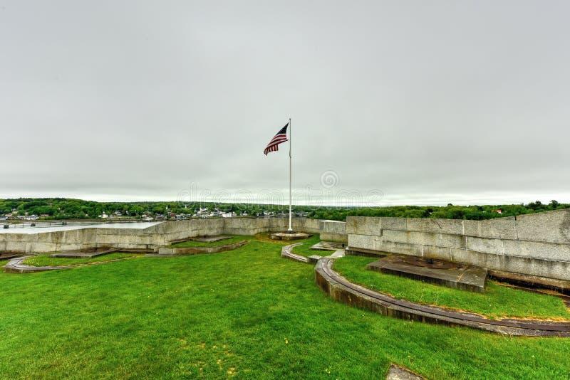 Fort Knox, Maine - zdjęcie stock