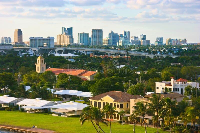 Fort Lauderdale, Φλώριδα στοκ εικόνες